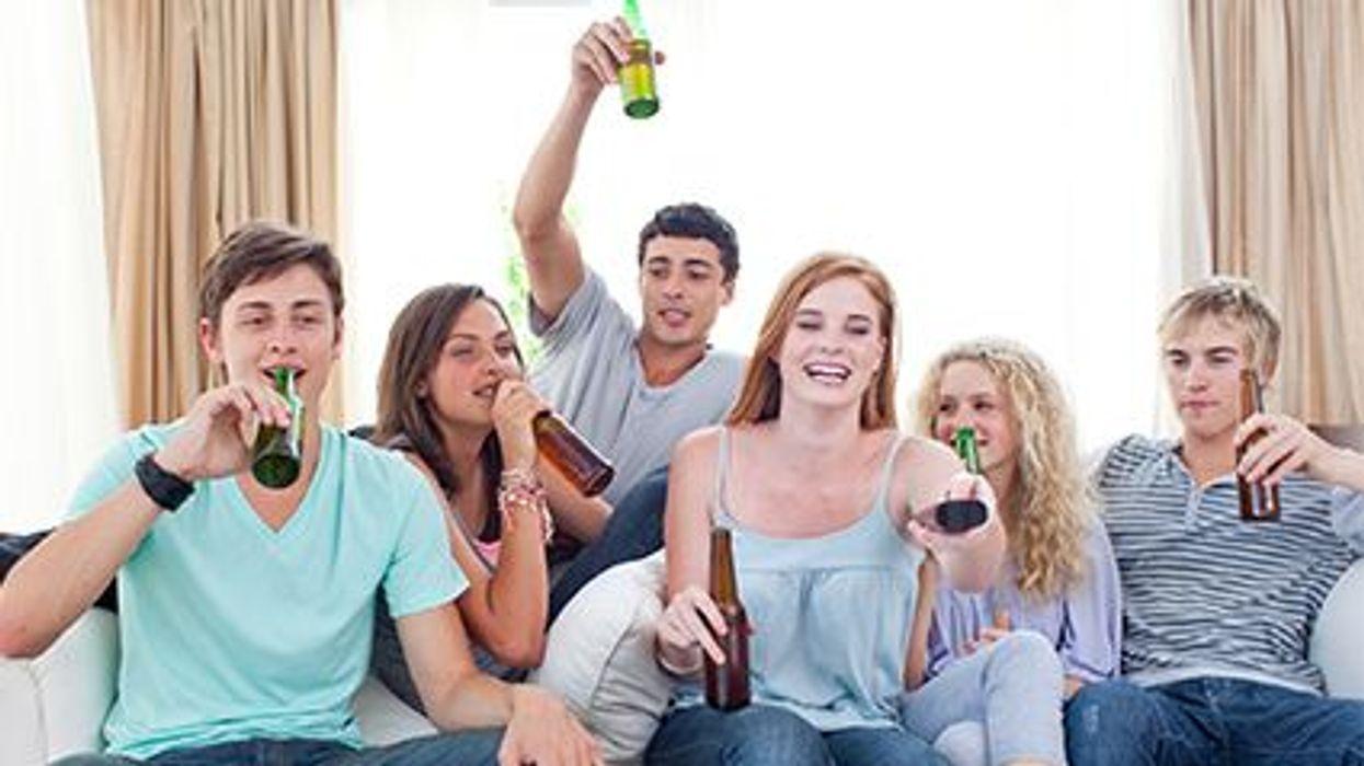 Frenar el consumo de alcohol por los menores