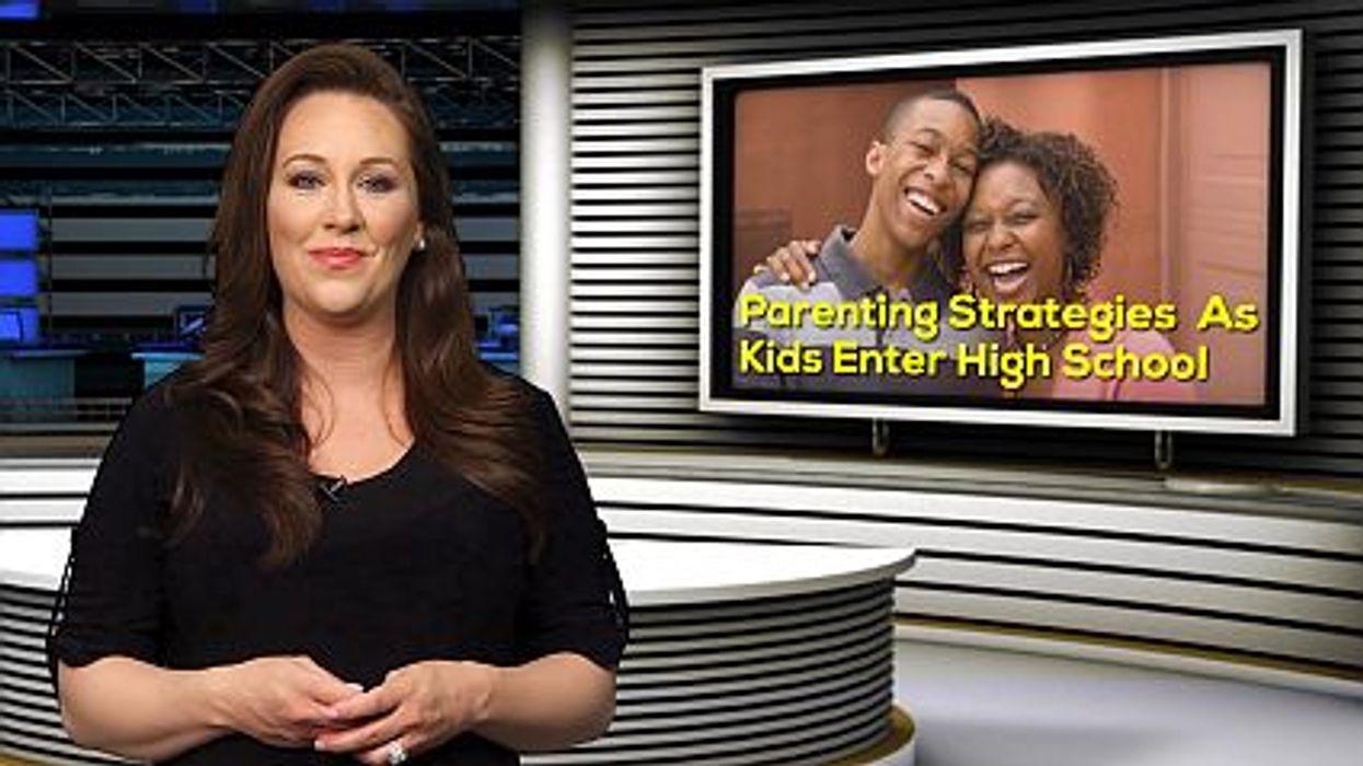 4 Parenting Strategies As Kids Enter High School
