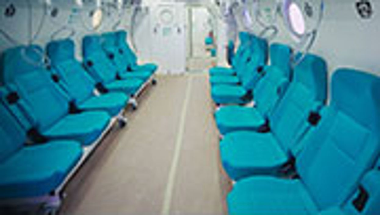 Hyperbaric Oxygen Therapy May Ease Fibromyalgia