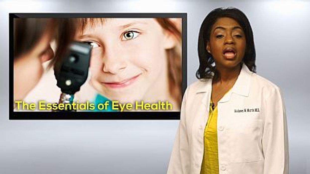 The Essentials Of Eye Health