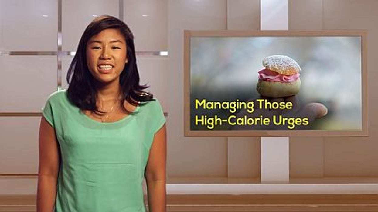Managing Those High-Calorie Urges