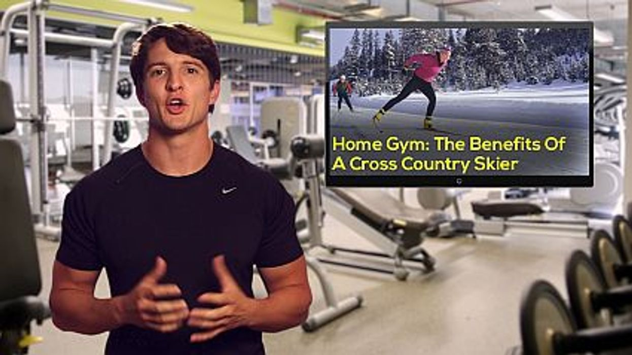 Home Gym: The Benefits Of A Cross Country Skier