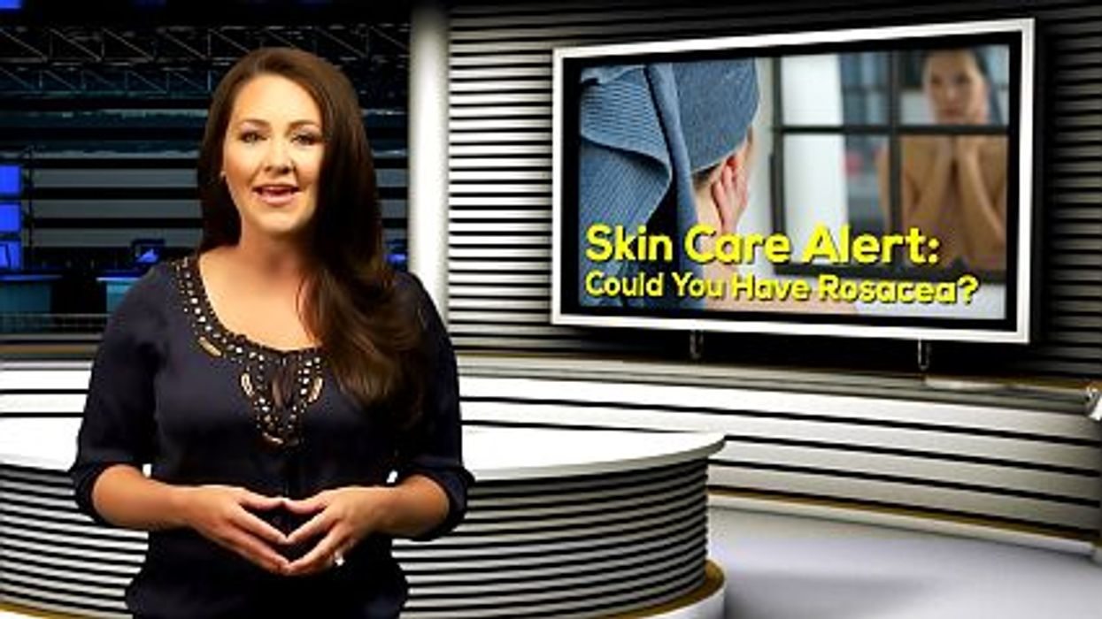Skin Care Alert: Could You Have Rosacea?