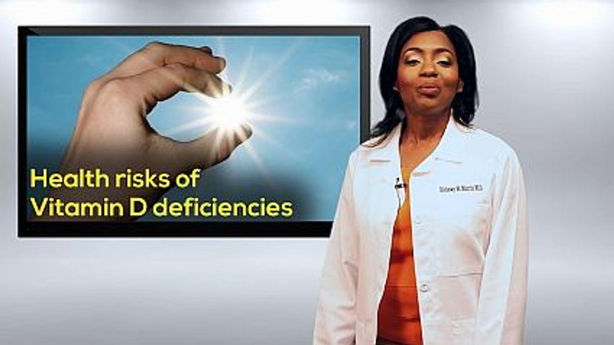 Health Risks Of Vitamin D Deficiency