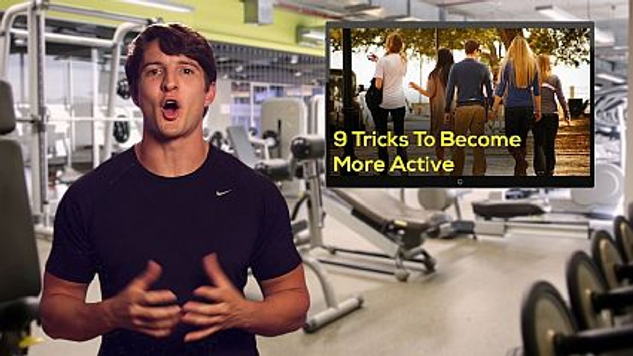 9 Tricks To Become More Active