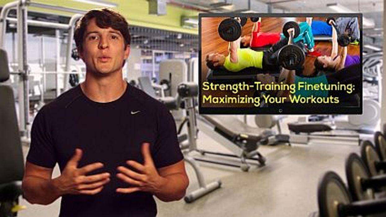 Strength-Training Finetuning