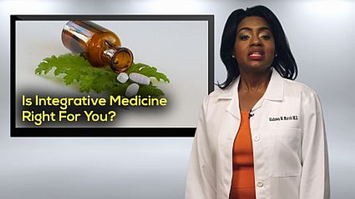 Is Integrative Medicine Right For You?