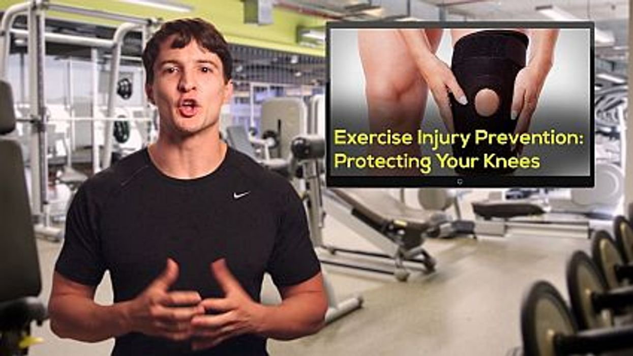 3 Moves To Protect Your Knees
