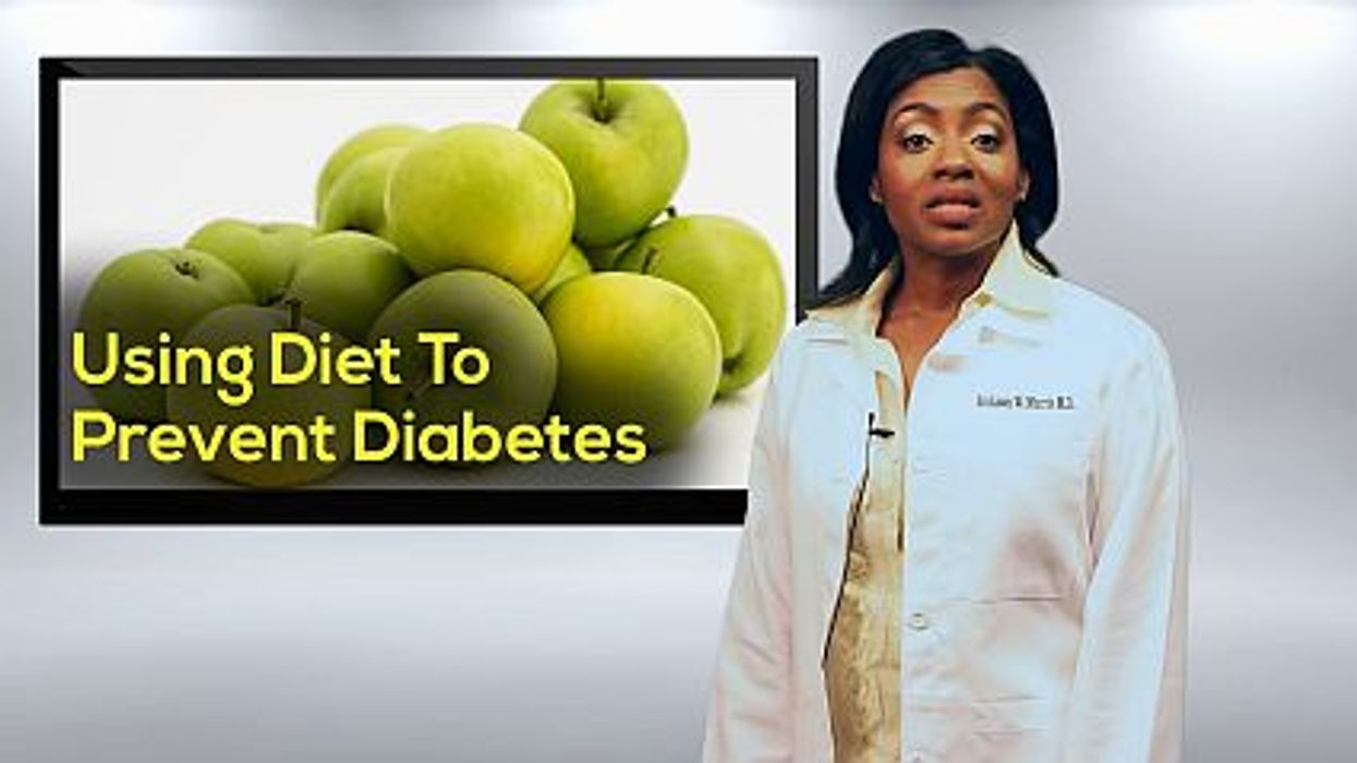 Using Diet To Prevent (Or Manage) Diabetes