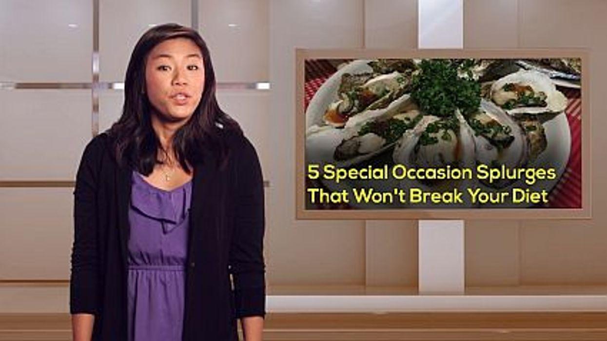 5 Special Occasion Splurges