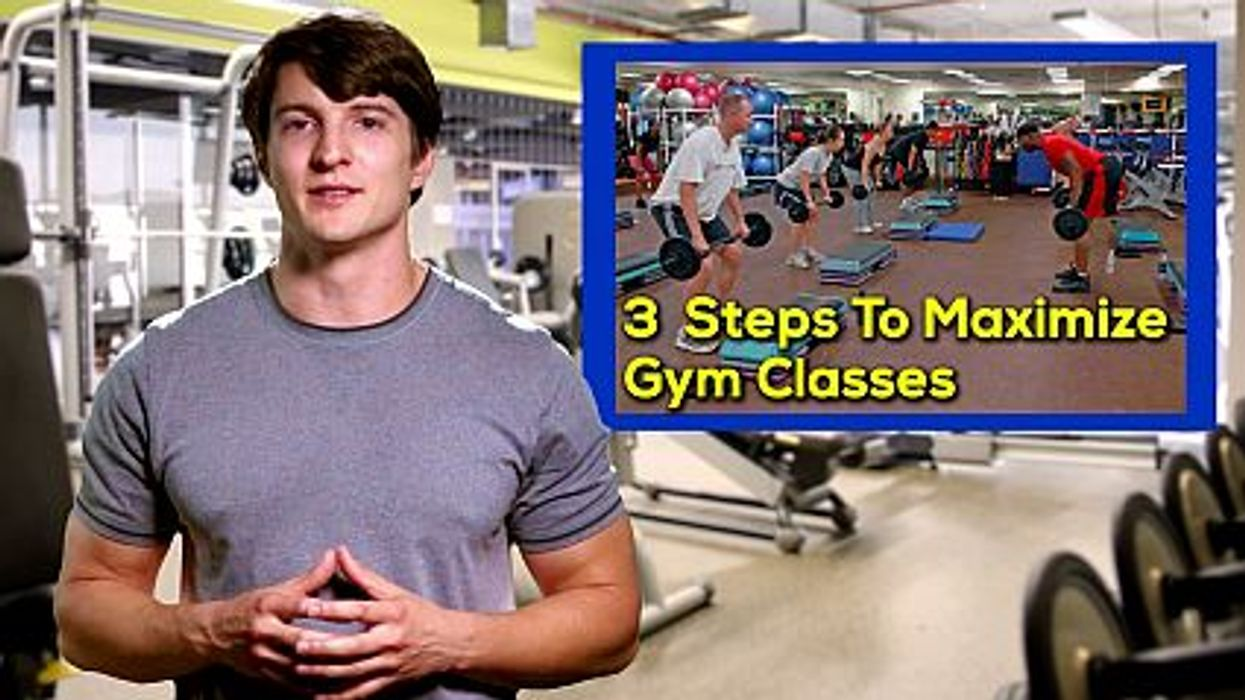3 Steps To Maximize Gym Classes