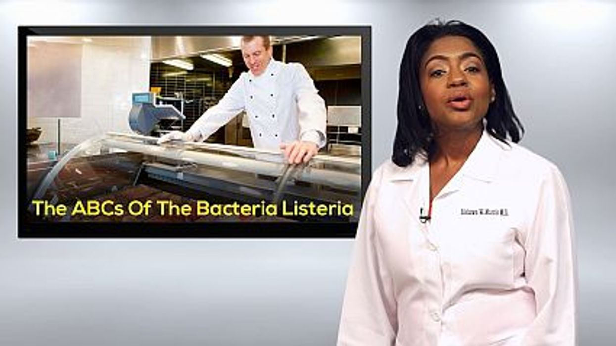 The ABCs Of The Bacteria Listeria