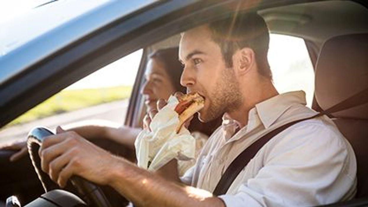 Los hábitos alimenticios irregulares