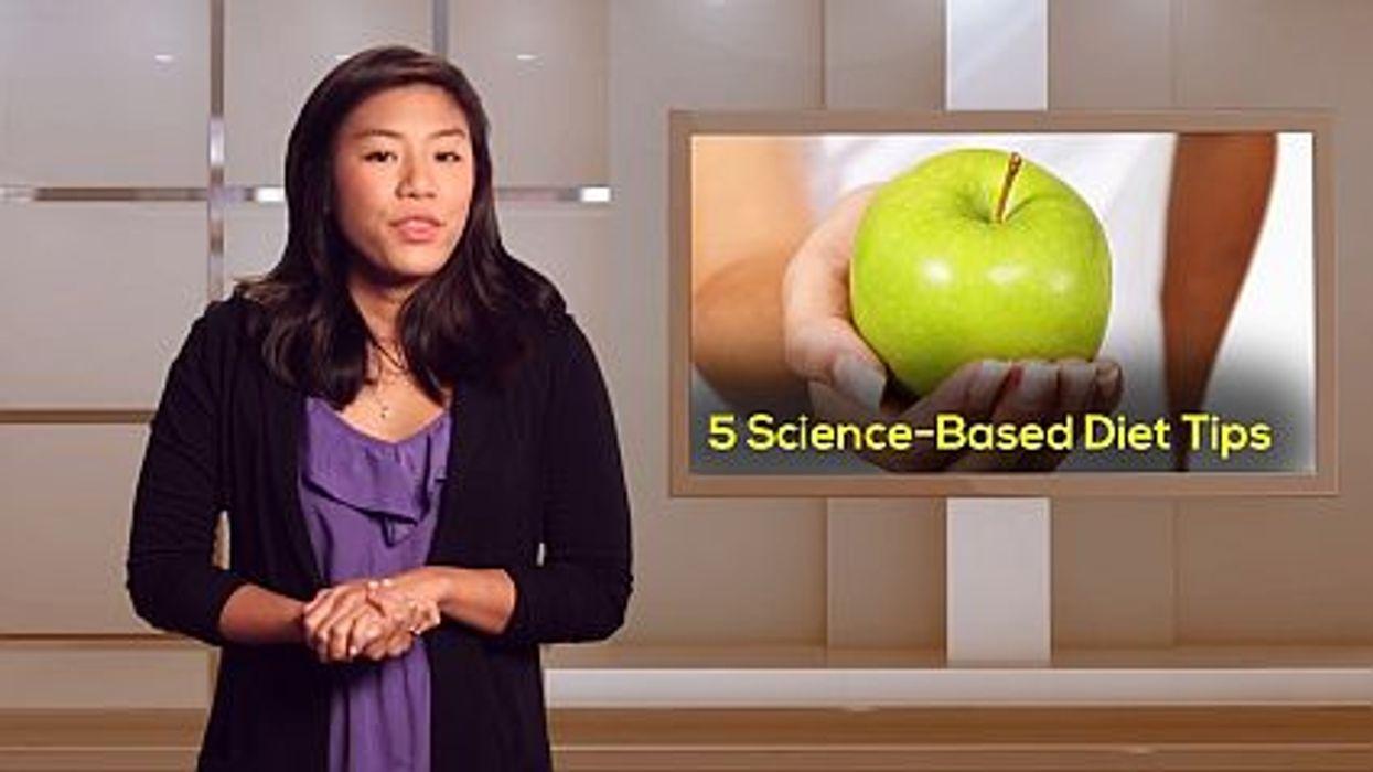 5 Science-Based Diet Tips