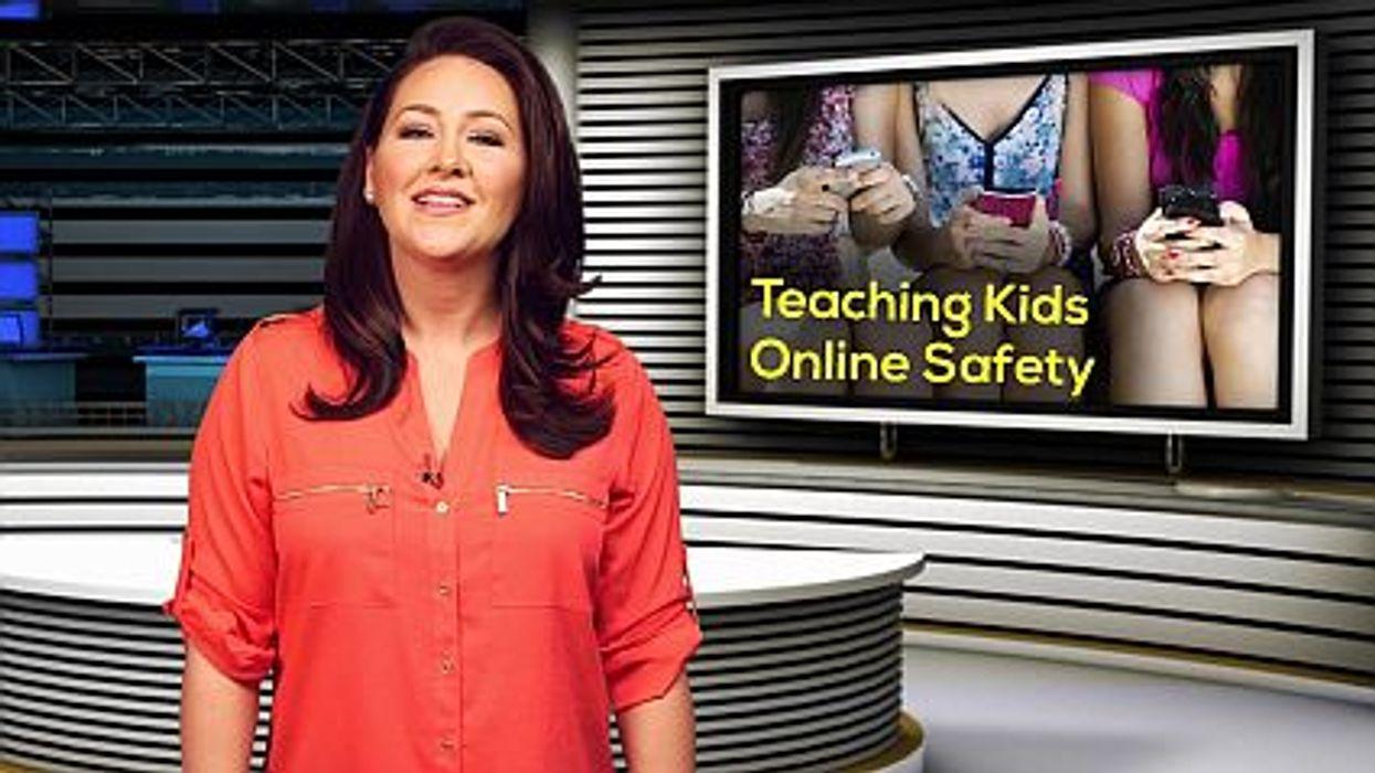 Teaching Kids Online Safety