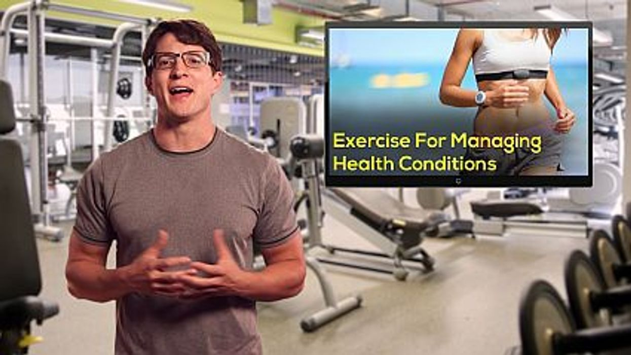 Exercise For Managing Health Conditions
