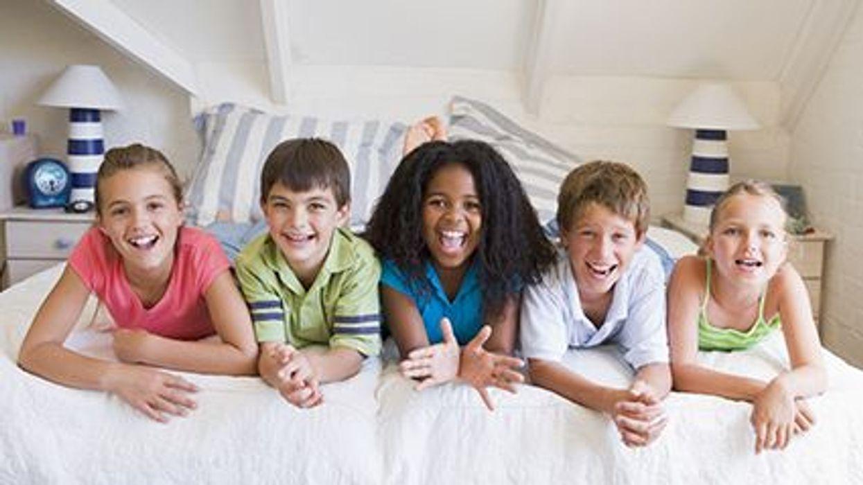 Los niños y la pubertad