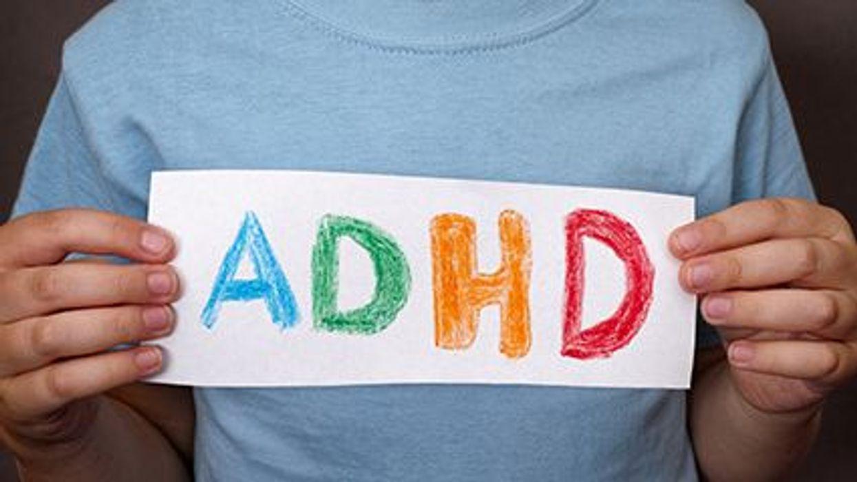 El TDAH y la actividad cerebral