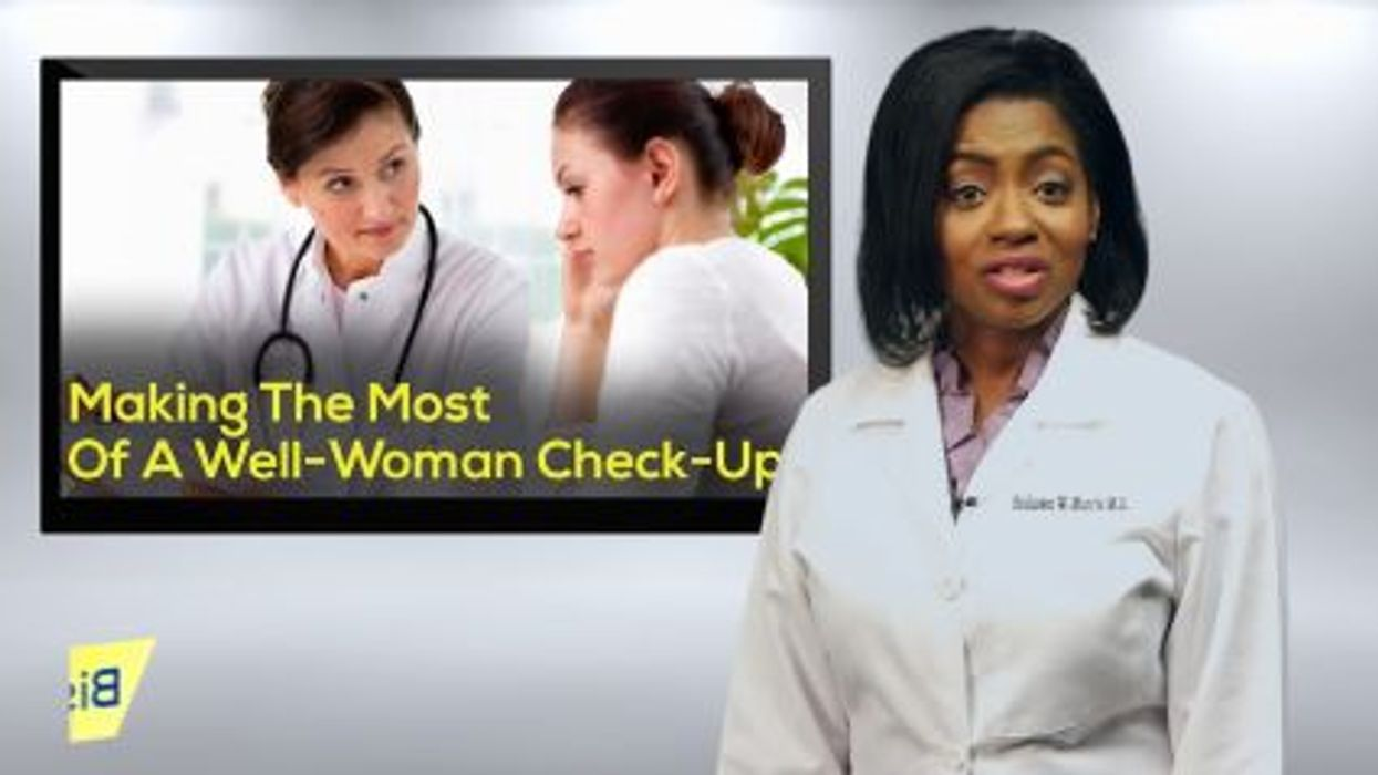 Making The Most Of A Well-Woman Check-Up