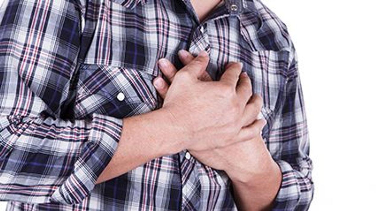 Síntomas del paro cardiaco repentino