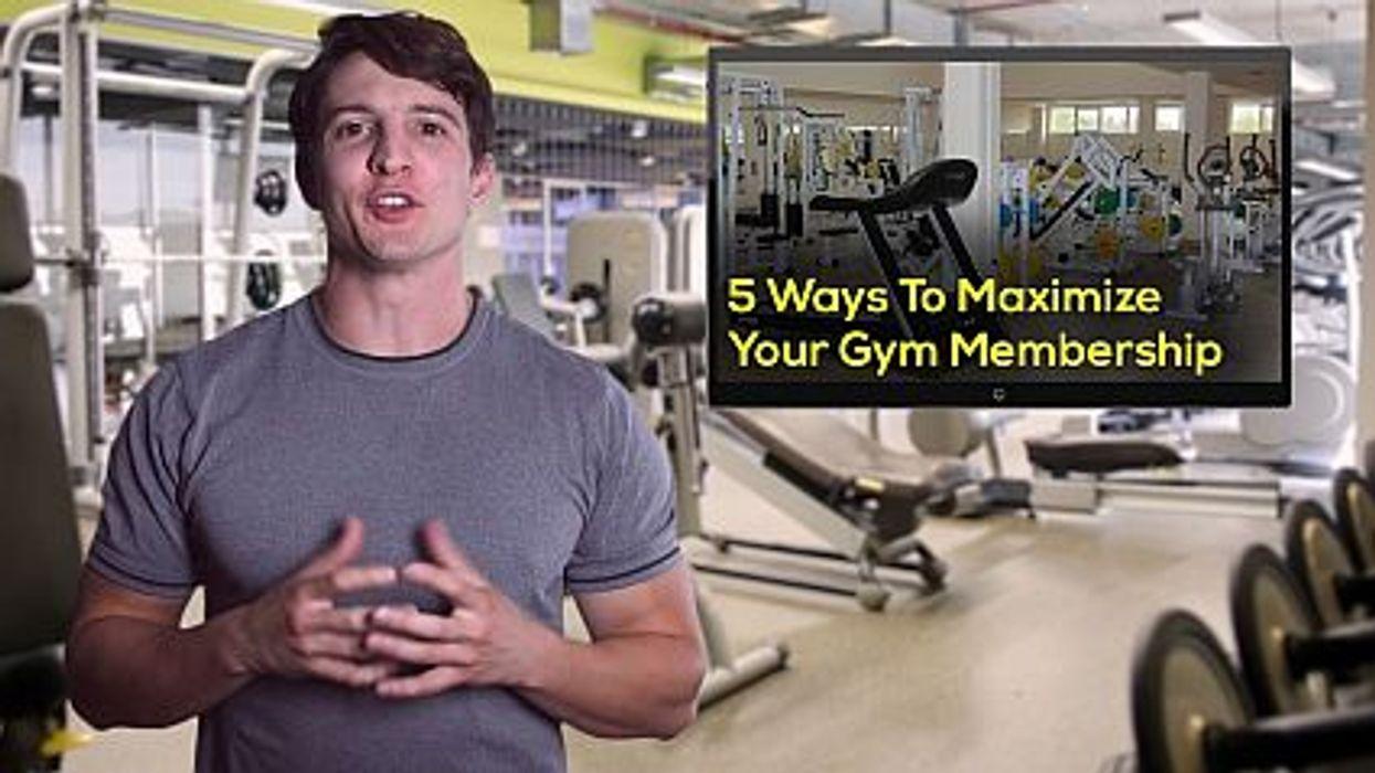 5 Ways To Maximize Your Gym Membership