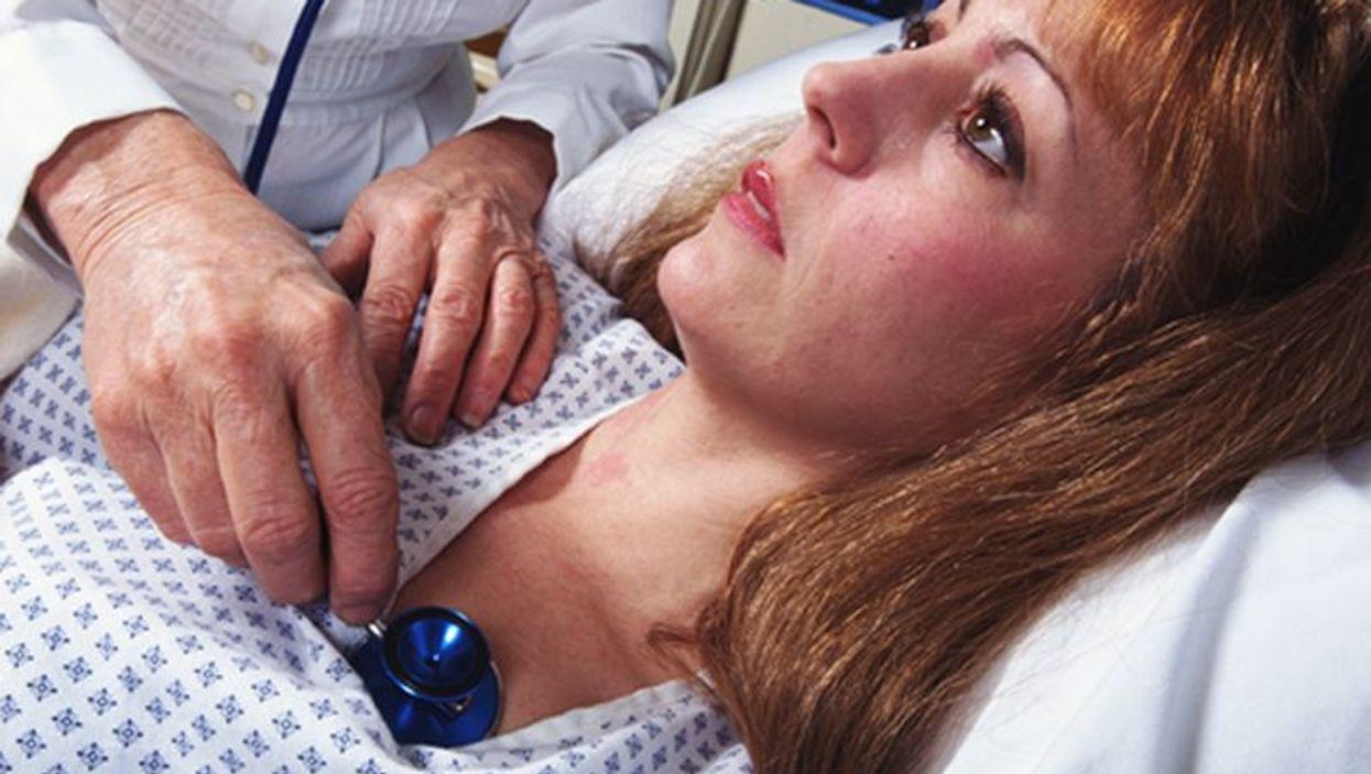 Implanted Defibrillators Help Women as Much as Men: Study