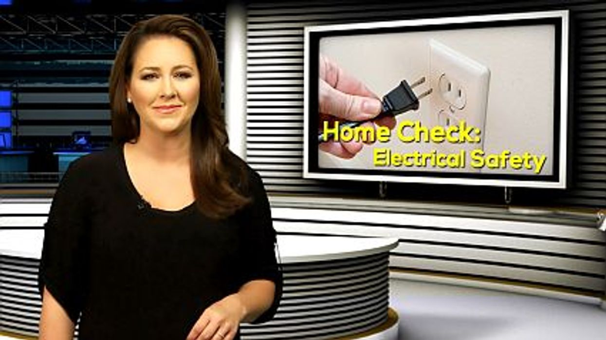 Home Check: Electrical Safety