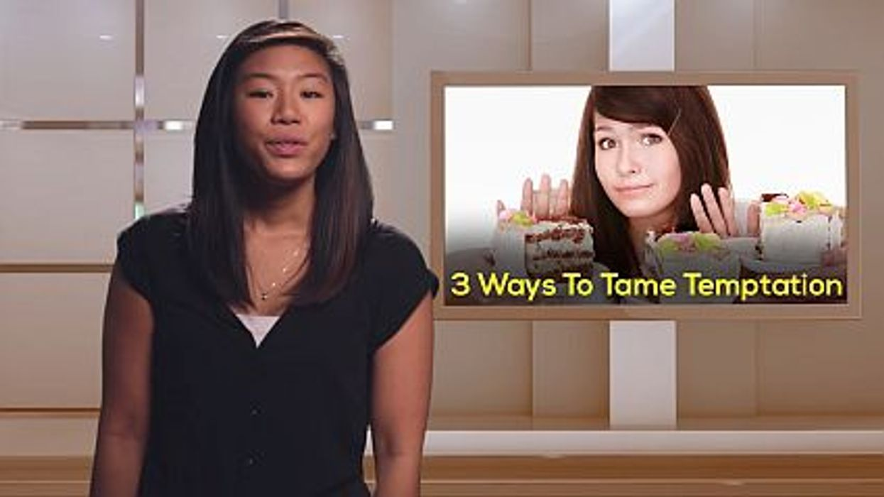 3 Ways To Tame Temptation