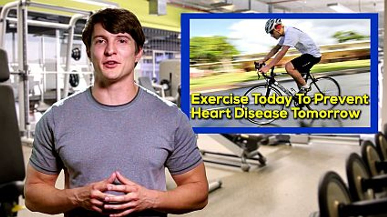 Exercise Today To Prevent Heart Disease Tomorrow