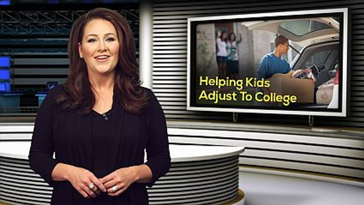 Helping Kids Adjust To College