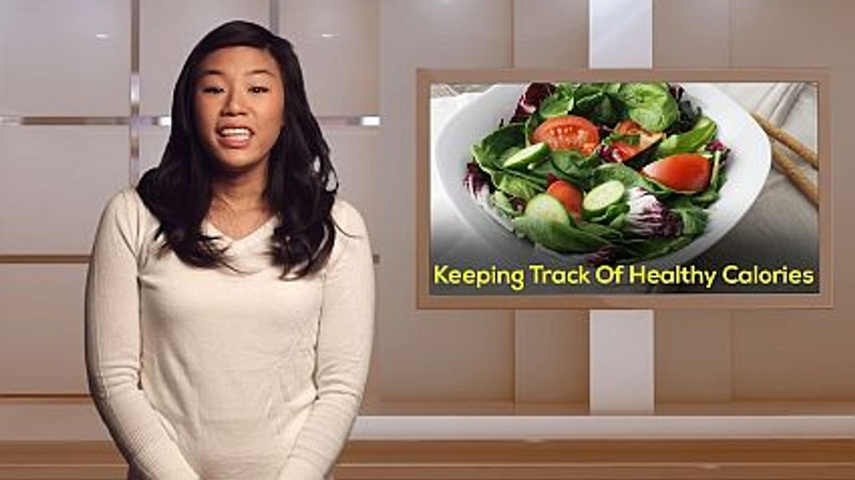 Keeping Track Of Healthy Calories