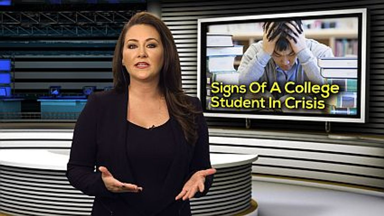 Spotting Signs Of Distress In Your College Student