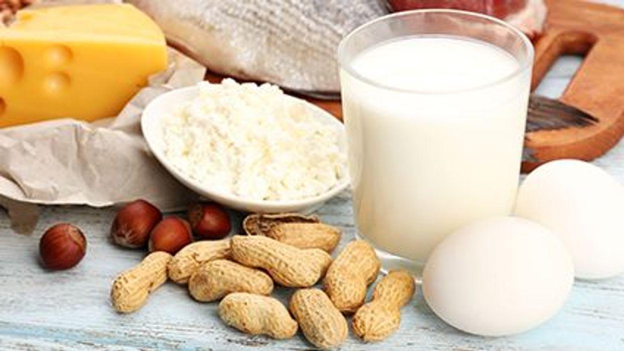 El consumo de proteína y la pérdida de peso