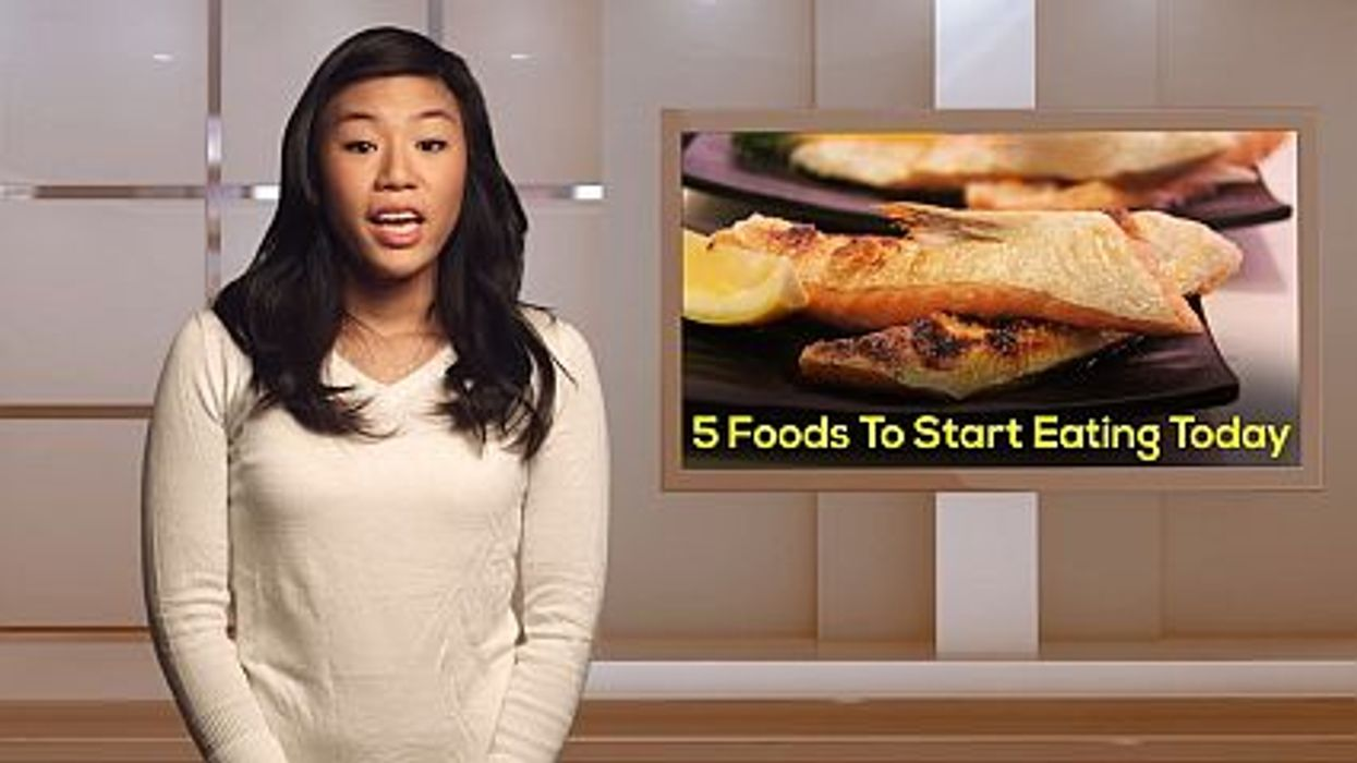 5 Foods To Start Eating Today