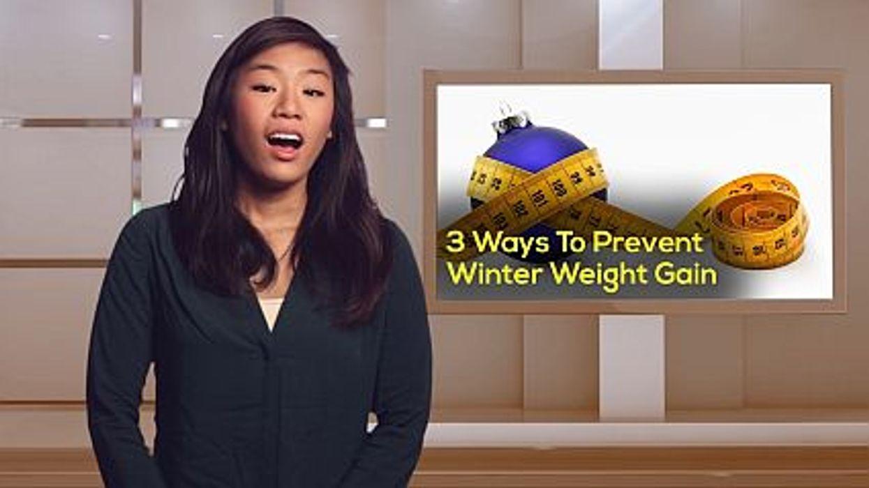 3 Ways To Prevent Winter Weight Gain