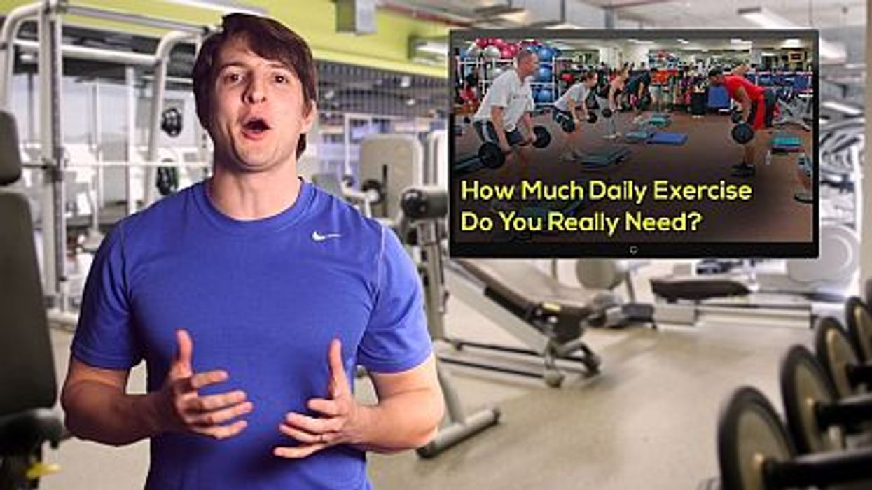 How Much Daily Exercise Do You Really Need?