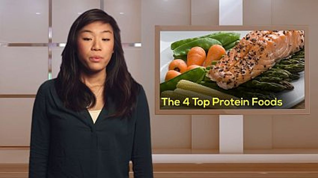 The 4 Top Protein Foods