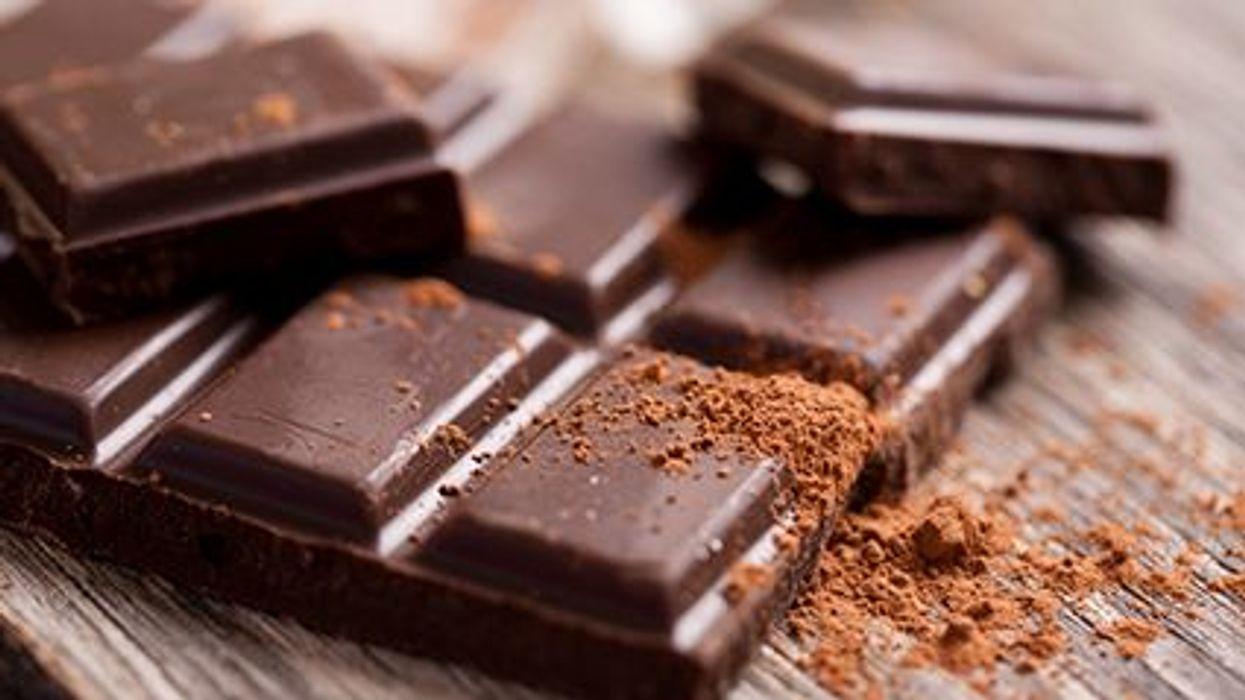 Beneficios del chocolate durante el embarazo