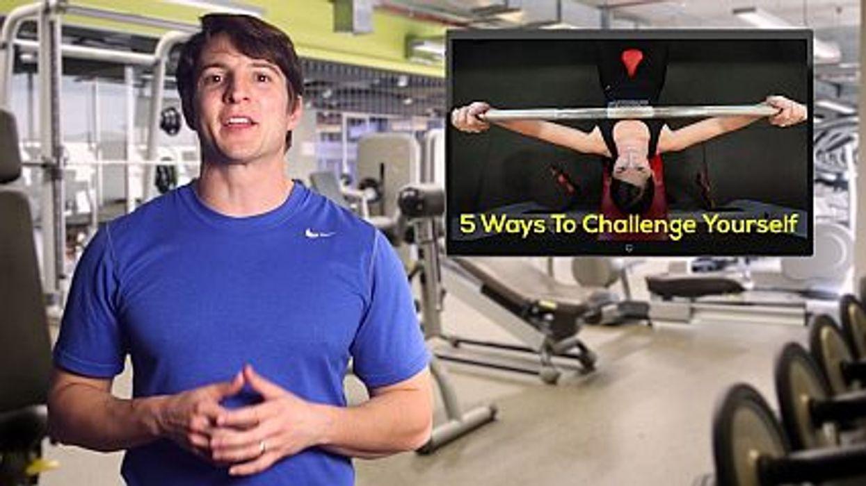5 Ways To Challenge Yourself