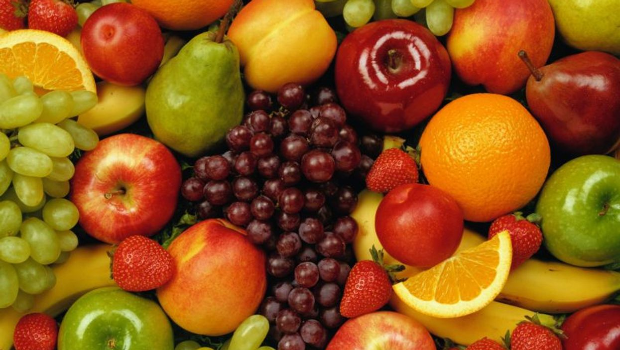 Fruit Every Day Might Help Your Heart, Researchers Say