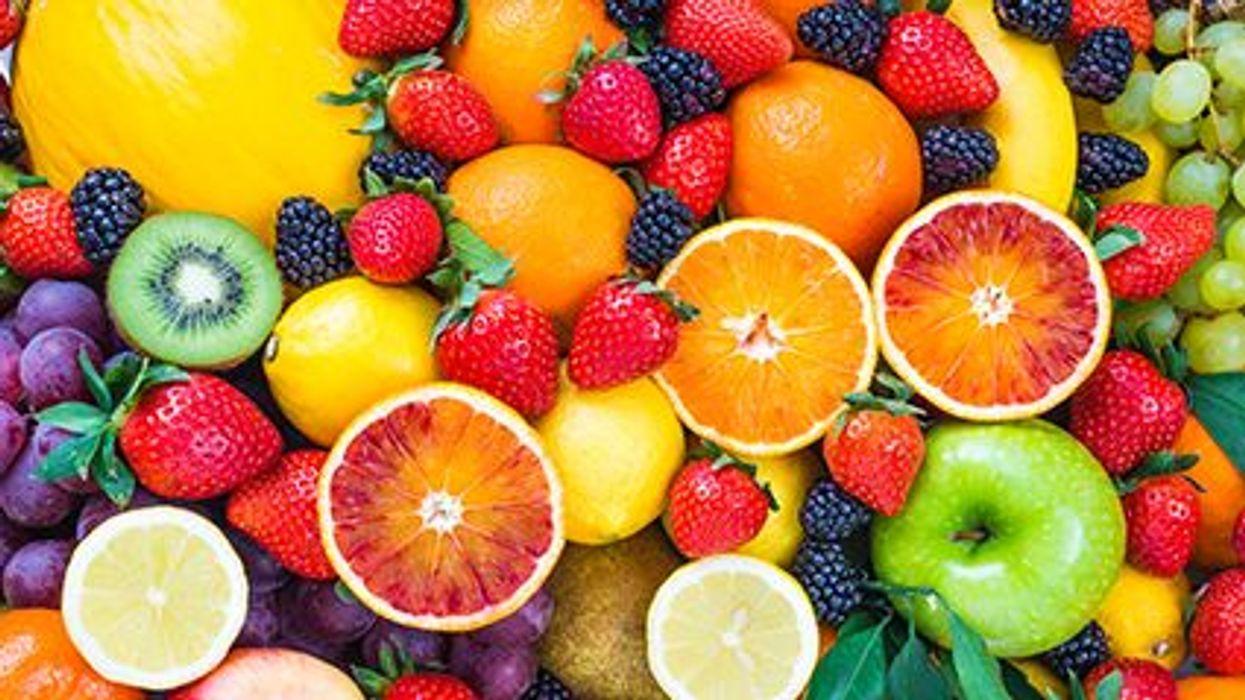 La fruta fresca y la salud del corazón