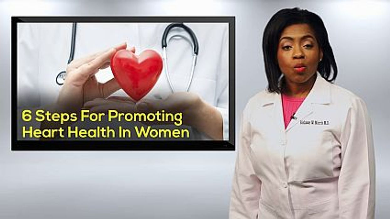 6 Steps For Promoting Heart Health In Women