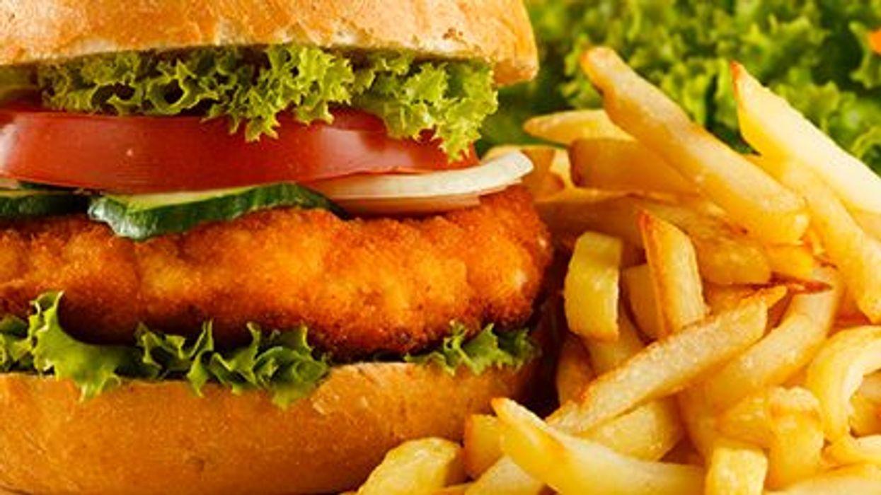La comida rápida y los ftalatos