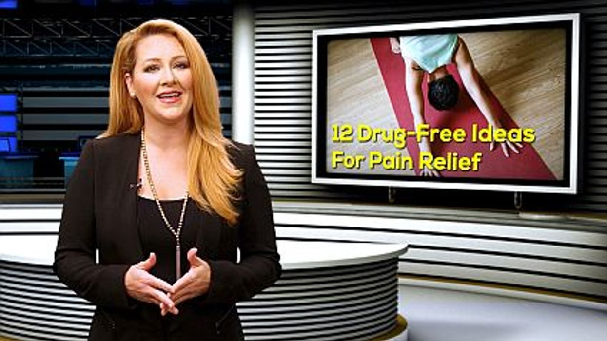 12 Drug-Free Ideas For Pain Relief