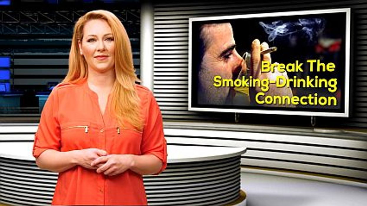 Break the Smoking-Drinking Connection