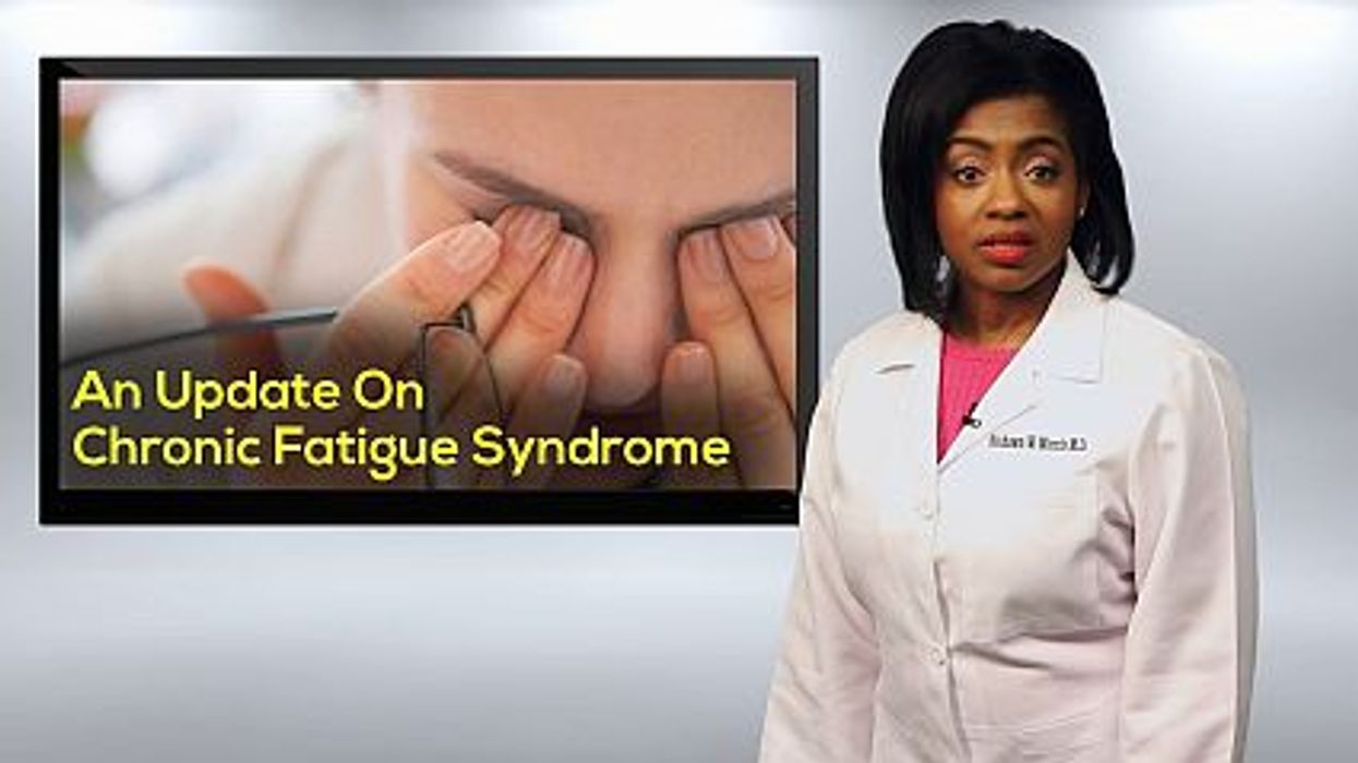 An Update On Chronic Fatigue Syndrome
