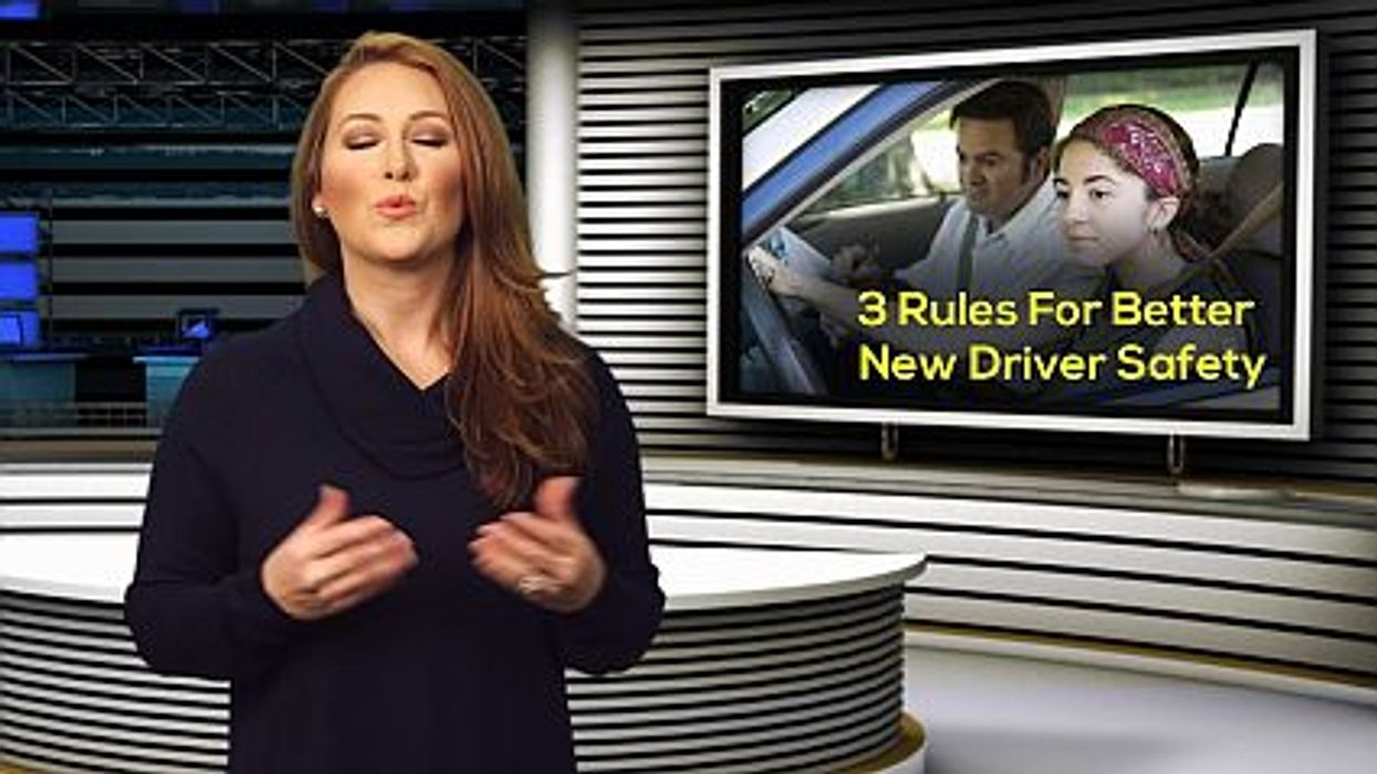 3 Rules For Better New Driver Safety