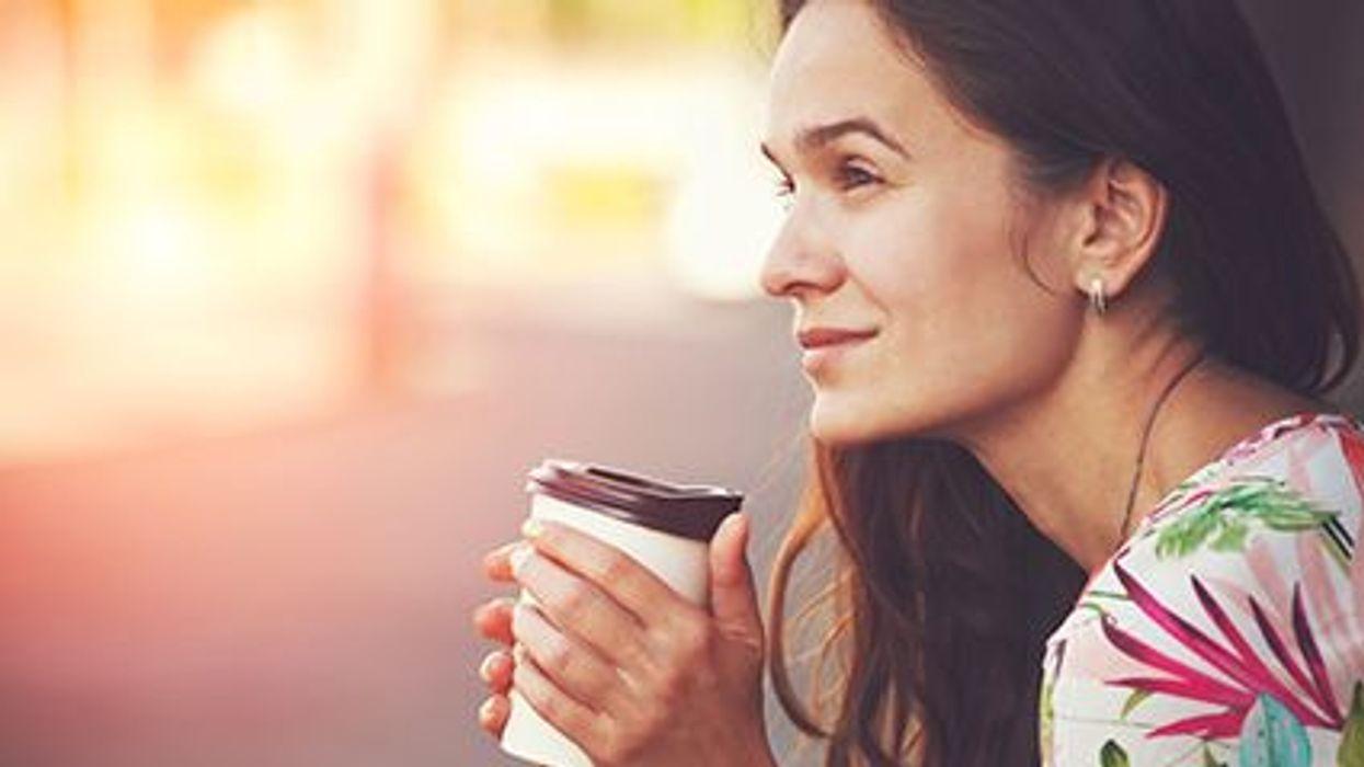 El consumo de la cafeína y la concepción
