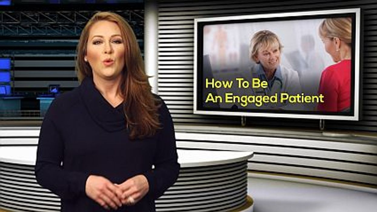 How To Be An Engaged Patient
