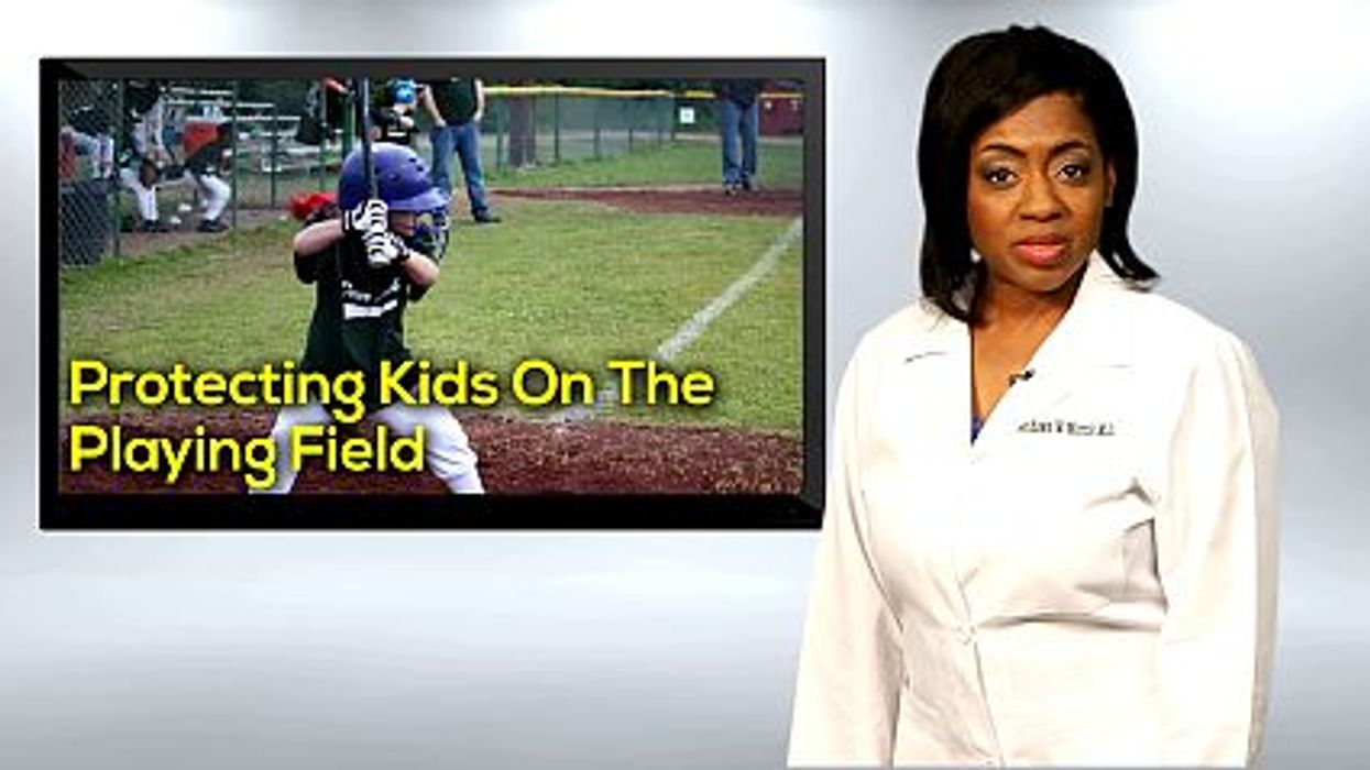 Protecting Kids On The Playing Field